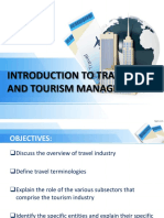 Philippine Tourism Industry