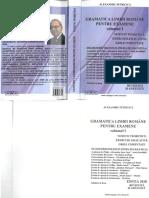 372792530 Alexandru Petricica Gramatica Limbii Romane Pentru Examene 2018 Volum 1