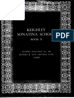 Keighley Sonatina School for Piano - Book 5 [Higher]