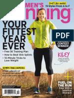 Women's Running - February 2016