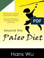 Eyond the Paleo Diet