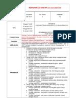 Sop Komunikasi Efektif Dan Dokumentasi