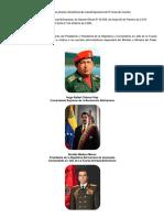 Cadena de Mando Milicia Nacional Bolivariana