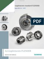 FLENDER AccouplementsStandard FR201103