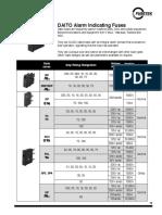 Daito Alarm Indicating Fuses