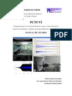 Programa para el control del túnel de viento