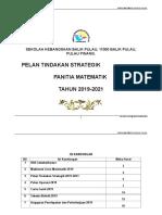 Pelan Strategik 2019-2021