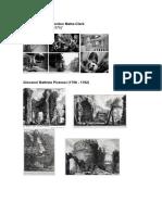 Referencias Visuales Ruinas