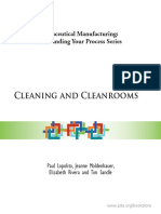 Cleaning and Cleanrooms