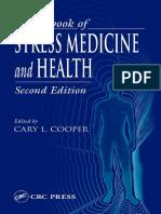 handbook of stress