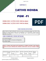 Capitulo 7 Honda