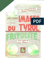 Robert Trabucco - Images du Tyrol (Pour deux AccordГ©ons) (Valse Tyrolienne)
