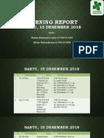 15 Desember 2018 - Ulkus Pedis S Wagner III + DM Tipe II