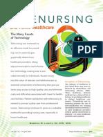 2008 Home Healthcare Nurse - Telenurse and Technology Lorentz