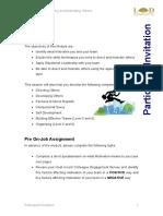 Module 3  Pre Questionaires.doc