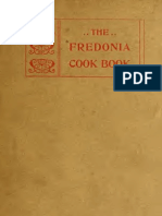 [1899] Ladies of the Trinity Parish Guild, Comp. - The Fredonia Cook Book
