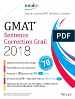 Wiley's GMAT  Grail 2018 PDF