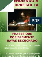 Aprendiendo a interpretar la Biblia-CURSO.pptx