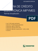 Suplemento-Factura Crédito Electronica