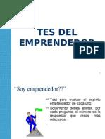Test de Emprendedores