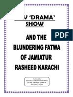 TV 'Drama' Show