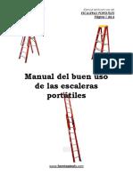 1 Manual Del Buen Uso de Escaleras Portatiles