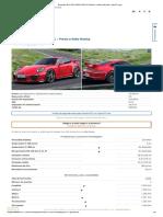 Porsche 911 GT3 (2013-2017) _ Precio y Ficha Técnica - Km77.Com