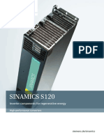 Ws Sinamics s120 Regenerativ En
