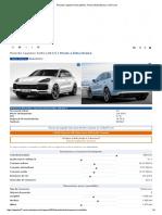 Porsche Cayenne Turbo (2017) _ Precio y Ficha Técnica - Km77
