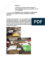 psicomotricidad tarea 4