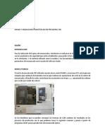 Diseño y Simulacion en Mastercam en Fresadora Cnc