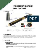 camara oculta pen