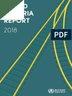 World malaria report