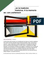 Sinpermiso-kant y Marx en La Tradicion Republicana Historica. a La Memoria de Toni Domenech-2018!09!23