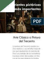 04-Las Corrientes Pictoricas Mas Importantes
