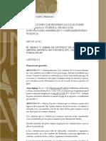 Ley 23091 - Alquiler de Inmuebles - Locaciones urbanas