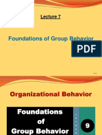 8.Foundations of Group Behavior