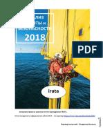 Анализ работы и безопасности IRATA 2018