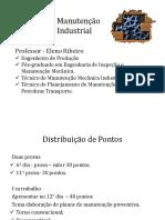 1 aula Técnicas de  Manutenção Mecânica Industrial.pdf