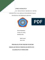 Didit Triyanto 201511016 UTS