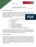 Caracterización de Areas Naturales UICN