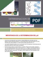 Determinacion Del Ph-practica