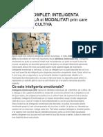 INTELIGENTA EMOTIONALA - GHID COMPLET.docx