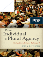 Kirk Ludwig - From Individual to Plural Agency_ Collective Action I (2016, Oxford University Press)
