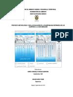Propuesta Metodologica Vulnerabilidad Intrinseca de Lo Acuiferos a La Contaminacion
