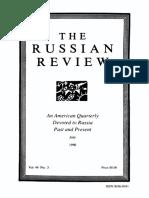 Russian Review 49 3 Alexander Bogdanov