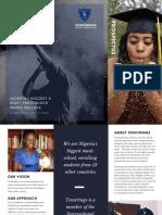 Tenstrings Prospectus 2019/2020