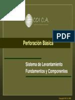 Perforación Básica - Sistema de Levantamiento