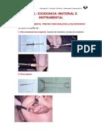 Tema 5 Exodoncia Material e Instrumental