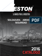 Catalogo Weston Tools 2016-05 - Soldadura Abrasivos Seguridad